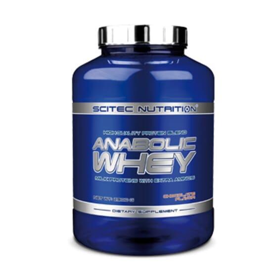 Anabolic Whey 2,3k de Scitec