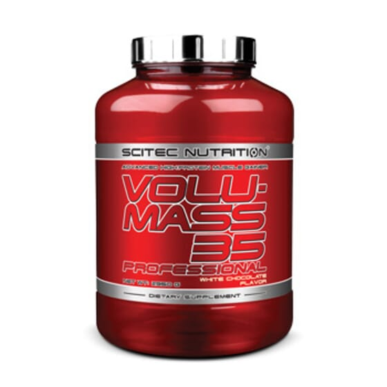Volumass 35 Professional 2,95kg de Scitec