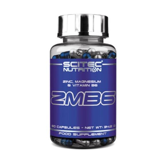 ZMB6 - 60 Gélules - SCITEC NUTRITION