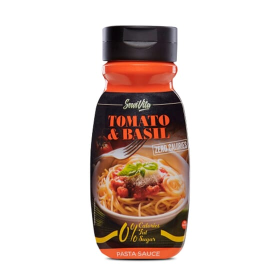 SAUCE TOMATE ET BASILIC SERVIVITA 320 ml