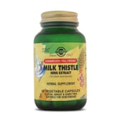 Milk Thistle Herb Extract 60 Vcapsule di Solgar
