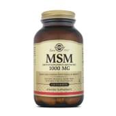 MSM - SOLGAR - Cuida tus articulaciones