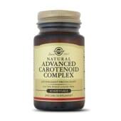 NATURAL ADVANCED CAROTENOID COMPLEX - SOLGAR