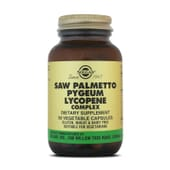 SAW PALMETTO PYGEUM LYCOPENE COMPLEX - Solgar