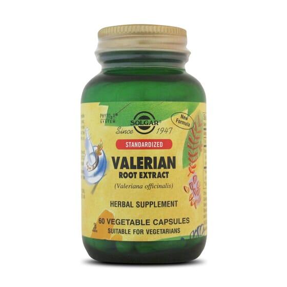 Valerian Root Extract 60 Vcaps da Solgar