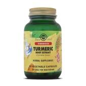 Tumeric Root Extract 60 Vcaps da Solgar