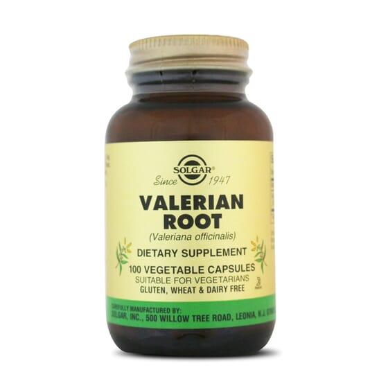 Valeriana Root es valeriana natural de Solgar para tranquilizar tu vida