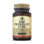 Zinc Picolinate 22Mg 100 Tabs da Solgar
