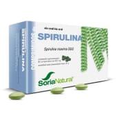 Comprimidos - Spirulina 60 Tabs da Soria Natural