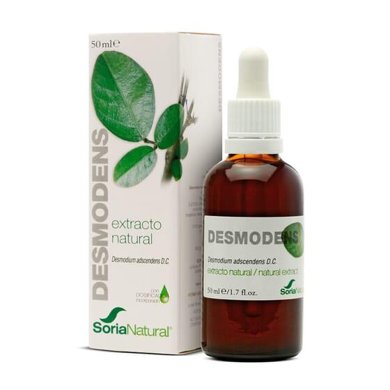 Extrato De Desmodium 50 ml da Soria Natural