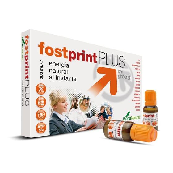 FOST PRINT PLUS 20 x 15 ml da Soria Natural