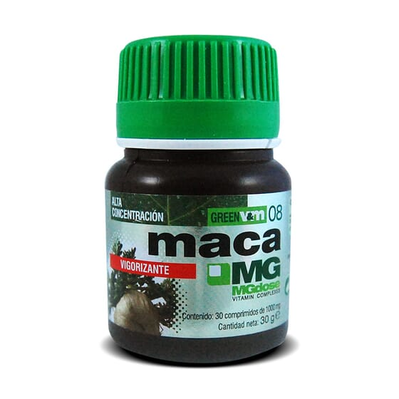 Green Vit&Min 08 Maca 30 Tabs de Soria Natural