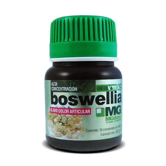 GREEN VIT&MIN 09 BOSWELIA 30 Tabs - SORIA NATURAL