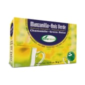 INFUSION - CAMOMILLE ET ANIS 20 Sachets - SORIA NATURAL