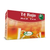 INFUSION - THÉ ROUGE 20 Sachets - SORIA NATURAL