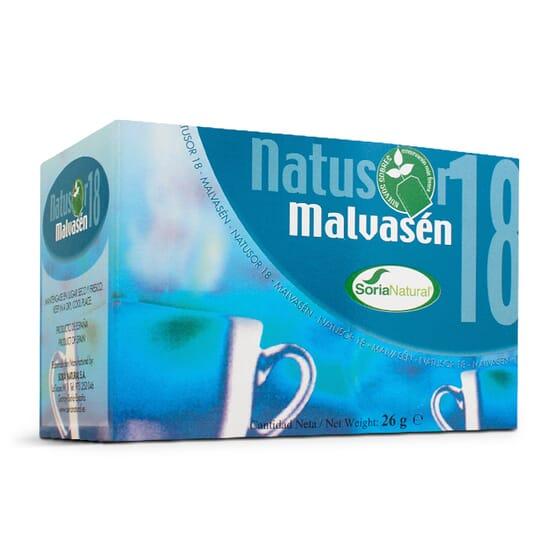 Natusor 18 - Malvasén 20 Infusões da Soria Natural