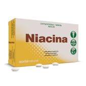 NIACINE 48 Comprimés - SORIA NATURAL