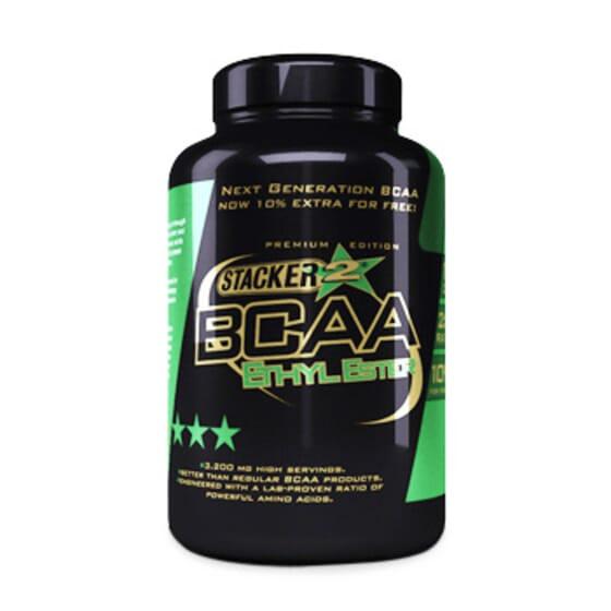 BCAA Ethyl Ester 198 Caps de Stacker 2
