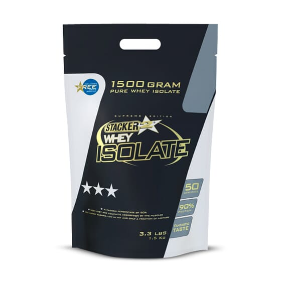 WHEY ISOLATE 1,5 Kg - STACKER 2