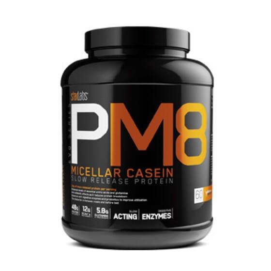 Pm8 Micellar Casein 1,81 Kg da Starlabs Nutrition