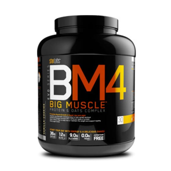 BM4 BIG MUSCLE 2 Kg - STARLABS NUTRITION