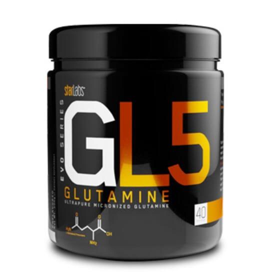 GL5 Glutamine 500g de Starlabs Nutrition