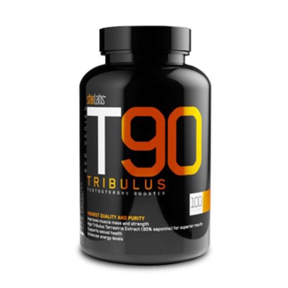 T90 Tribulus 100 Caps da Starlabs Nutrition