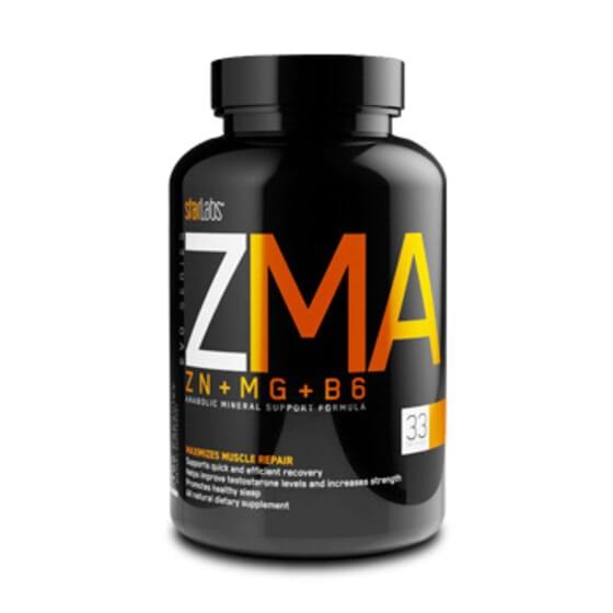 Zma - 100 Caps da Starlabs Nutrition