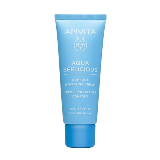 Aqua Beelicious Confort Hidrating Cream 40 ml da Apivita