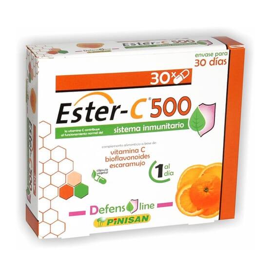 Ester-C 500 30 VCaps de Pinisan