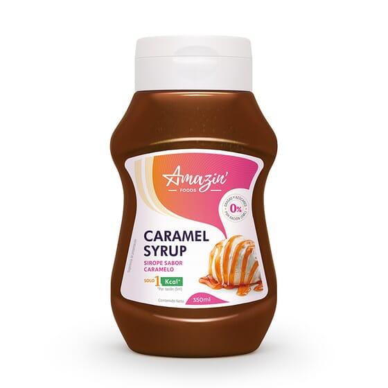 Sirope de Caramelo 350 ml de Amazin' Foods