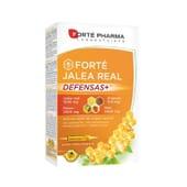 Forte Geleia Real Defesas+ 20 Ampolas da Forte Pharma