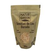 Semillas De Lino Dorado Bio 250g de NaturGreen