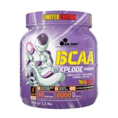 Bcaa Xplode Powder Dragon Ball Limited Edition 500g da Olimp