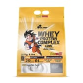 Whey Protein Complex 100% Dragon Ball Limited Edition 2270g da Olimp