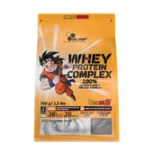 Whey Protein Complex 100% Dragon Ball Limited Edition 700g de Olimp
