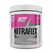Nitraflex 300g de Gat Sport