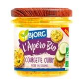 Paté Vegetal De Abóbora E Caril Biológico  135g de Bjorg
