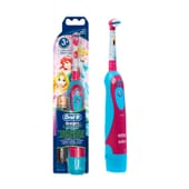 Recarga Escova Dental Stages Power Princess 3 Unds da Oral-B