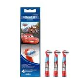 Cars Recarga De Escova Dental Recarregável 3 Uds da Oral-B