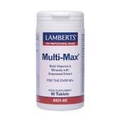 Multi-Max 60 Tabs de Lamberts