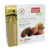 Galletas Rellena de Cacao Sin Gluten Bio 200g de Germinal Eco Bio