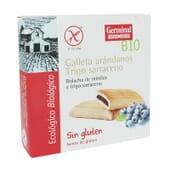 Galletas Arándano Trigo Sarraceno Sin Gluten Bio 200g de Germinal Eco Bio