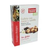 Galletas con Cacao y Vainilla Sin Gluten Bio 250g de Germinal Eco Bio