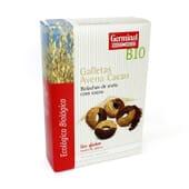 Galletas de Avena y Cacao Sin Gluten Bio 250g de Germinal Eco Bio
