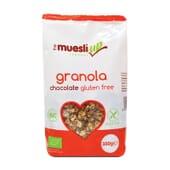 Granola Con Chocolate Sin Gluten Bio 350 g de La Finestra Sul Cielo