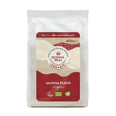 Farinha de Quinoa Real Bio 400g da Quinua Real