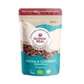 Granola Cacau Y Coco Bio 360g da Quinua Real