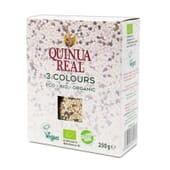 Tri-Color Quinoa Sin Gluten Bio 250g de Quinua Real
