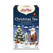 Christmas Tea 17 Infusões da Yogi Tea